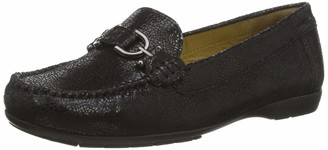 Van Dal Womens Bliss Wide E Fit Leather Loafers