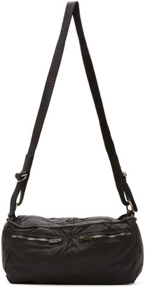 Guidi Black Expandable Tote