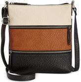 Style&Co. Style & Co Vyniisha Multi Zip Crossbody, Only at Macy's