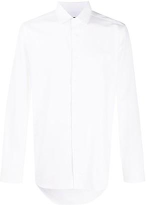 Corneliani Camicia linen shirt