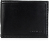 GUESS Black Leather Bifold Wallet