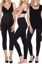Angel Maternity Women's 'The Tummy Tight' Postpartum Shapewear Kit (3-Piece Set)