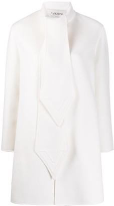 Valentino Compact Short Coat