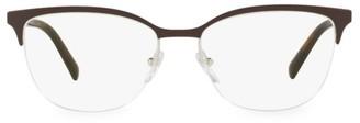 Prada 55MM Cat Eye Optical Glasses
