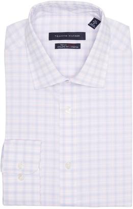 Tommy Hilfiger Athletic Plaid Slim Fit Shirt