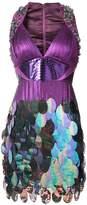 Rubin Singer sequinned mini dress