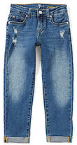 7 For All Mankind Big Girls 7-14 Josefina Roll-Cuff Jeans