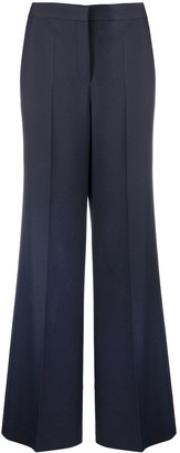 Victoria Victoria Beckham High-Rise Palazzo Pants