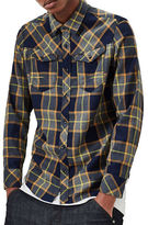 G-Star Raw Ava Check Flannel Shirt