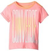 Converse Ombre Tee (Little Kids)