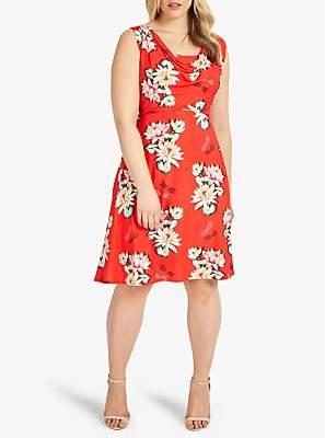 0ceef716812e6 Studio 8 Saskia Floral Print Dress, Multi