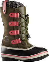 Sorel Girl's Joan of Arctic Knit (Little Kid/Big Kid) Boot