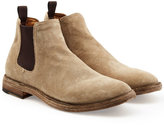 Officine Creative Suede Chelsea Boots