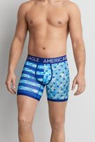 "American Eagle Outfitters AE Stars And Stripes 6"" Flex Trunk"