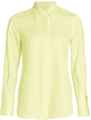 3.1 Phillip Lim Button-Down Blouse