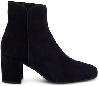 Aquatalia Denisse Suede Ankle Boots