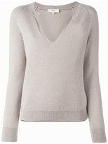 Vanessa Bruno knitted V-Neck top