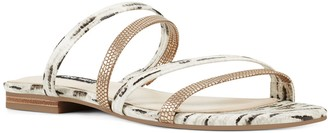 Nine West Sean Women's Strappy Slide Sandals