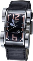 Locman Women's 501BKGN Latin Lover Collection Steel Watch