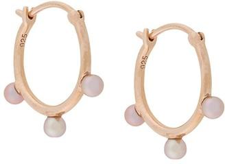Astley Clarke Hazel hoop earrings