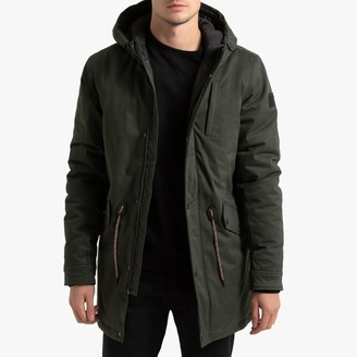 Petrol Industries Padded Parka with Hood JAC128
