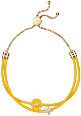 Tory Burch Kira Enameled Slider Bracelet