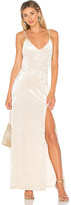 House Of Harlow x REVOLVE Shari Dress in Cream. - size L (also in M,S,XS)