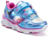 Disney Pixar Finding Dory Toddler Girls' Light-Up Sneakers