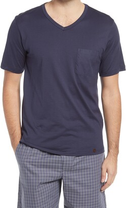 Hanro Night & Day V-Neck Sleep Shirt