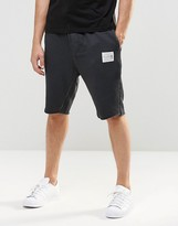 Religion Oil Wash Jersey Shorts