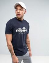 Ellesse Italia T-shirt With Large Logo