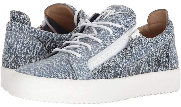 Giuseppe Zanotti May London Donald Low Top Sneaker Men's Shoes