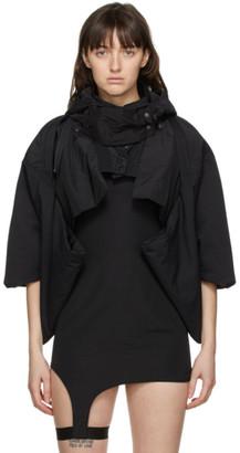 Hyein Seo Black Cropped Kimono Jacket