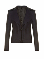 The Row Nokbo tie-front tailored jacket