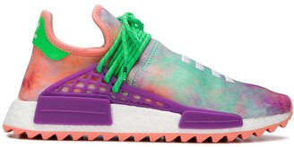 Adidas By Pharrell Williams tie-dye Holi Hu NMD sneakers