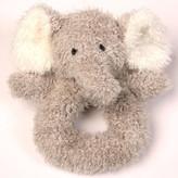 """""Scruffy"""" Elephant Rattle Toy"