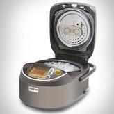 Zojirushi ZojirushiTM 10-Cup Induction Heating Pressure Rice Cooker and Warmer