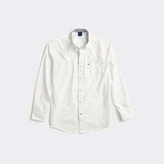 Tommy Hilfiger Regular Fit Solid Shirt