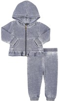 Juicy Couture Baby Fashion Track Graphic Track Set