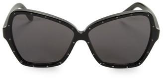 Celine CL4066IS 64MM Butterfly Crystal Sunglasses