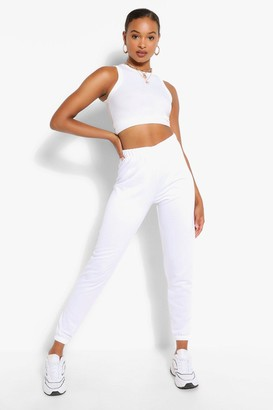 boohoo 2 Pack Slim Fit Joggers
