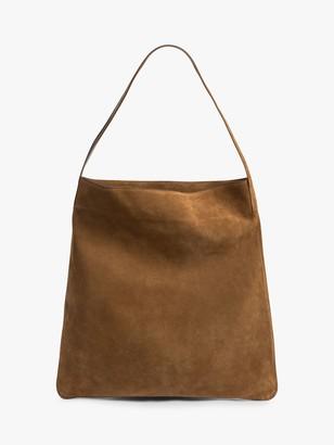 Gerard Darel Lady Suede Tote Bag