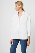 French Connection Aoko Rhodes Popover Shirt