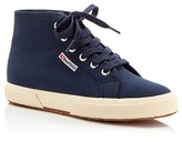 Superga Cotu Classic Lace Up High Top Sneakers