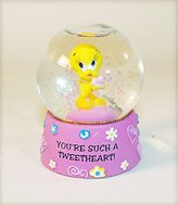 Looney Tunes Tweety Bird You're Such a Tweetheart! Mini Snow Globe