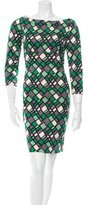 Diane von Furstenberg Soffer Printed Dress