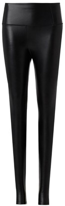 AllSaints Faux Leather Cora Leggings