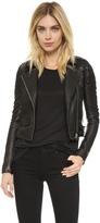 Iro . Jeans IRO.JEANS Memphis Leather Jacket