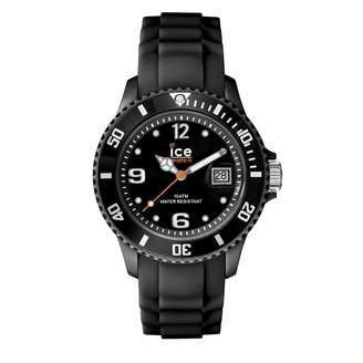 Ice Watch Ice-Watch - ICE forever Black - Men's wristwatch with silicon strap - 000143 (Large)