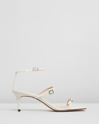 Atmos & Here Aria Leather Heels